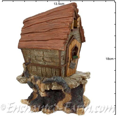 The Driftwood Shack Beach House 19cm
